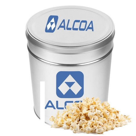 Three & a Half Gallon Tin - Butter Popcorn