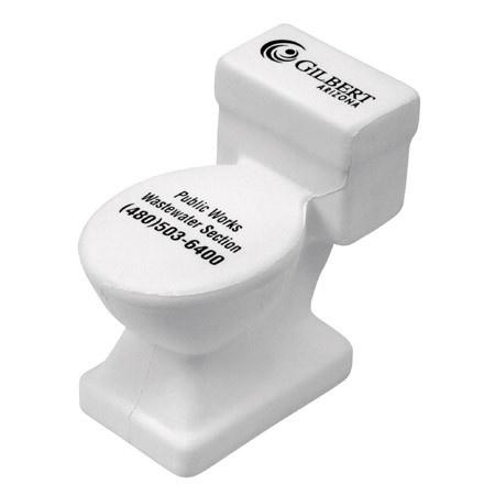 Toilet Stress Ball