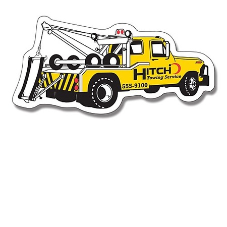 Tow Truck Magnet
