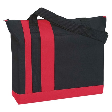 Tri-Band Promotional Tote Bags