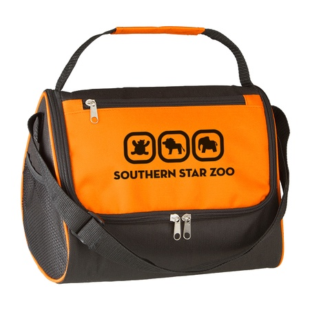 Custom Triangle Cooler Lunch Bags