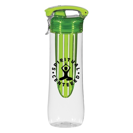 Custom Tritan Flavor-Lock Infuser Bottles