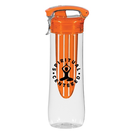 Custom Tritan Flavor-Lock Infuser Bottles