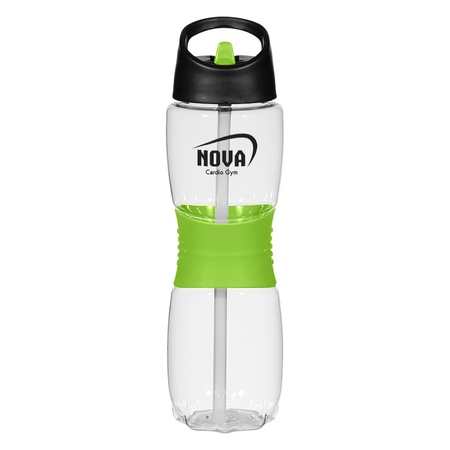 Tritan Custom 25 oz. Hourglass Sports Bottles