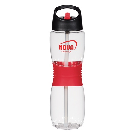 Tritan Hourglass 25 oz. Custom Sports Bottles