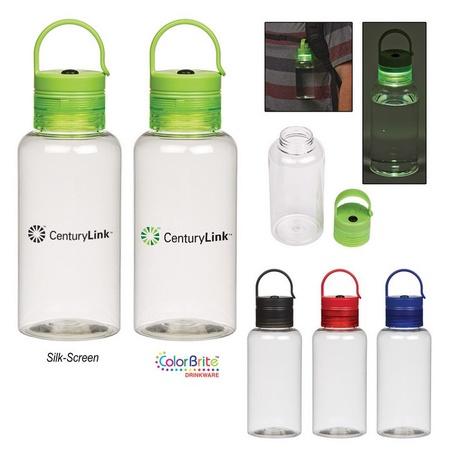 Tritan 16 oz. Custom Luminescent Bottles