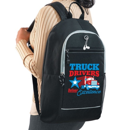 Truck Drivers Appreciation Backpack Gift