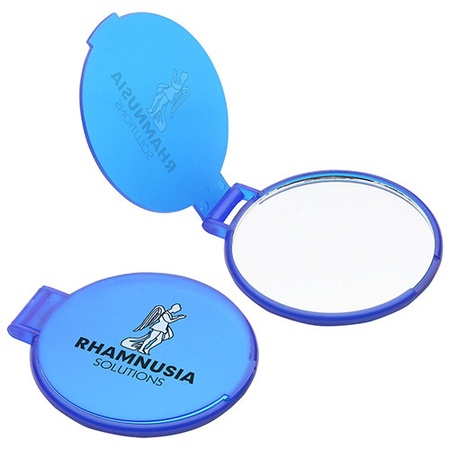 Ultra Thin Promotional Pocket Mirror