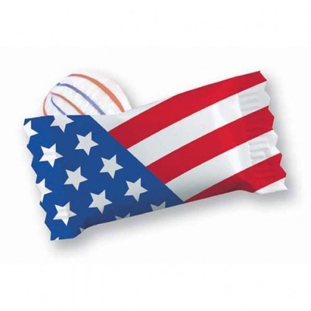 US Flag Individually Wrapped Peppermint Candies