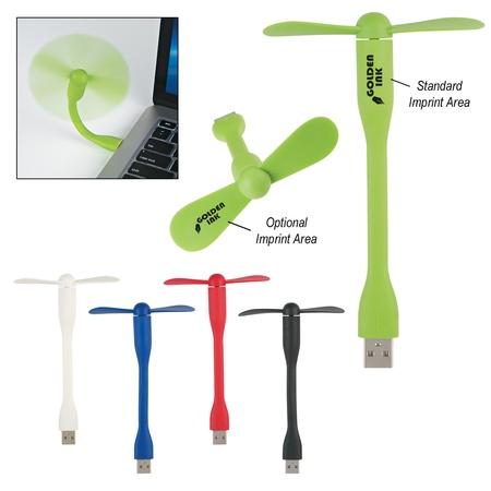 USB Flexi-Fan