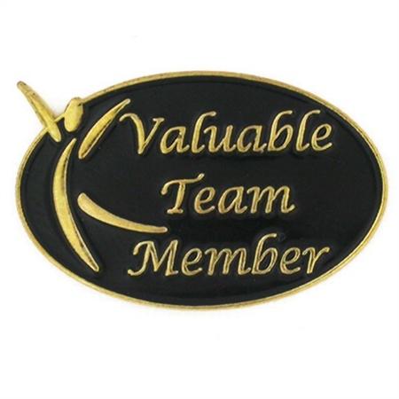 Valuable Team Member Lapel Pin