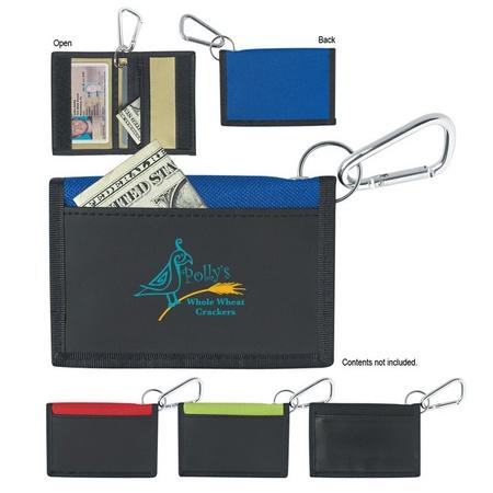 Custom Wallet with Carabiner