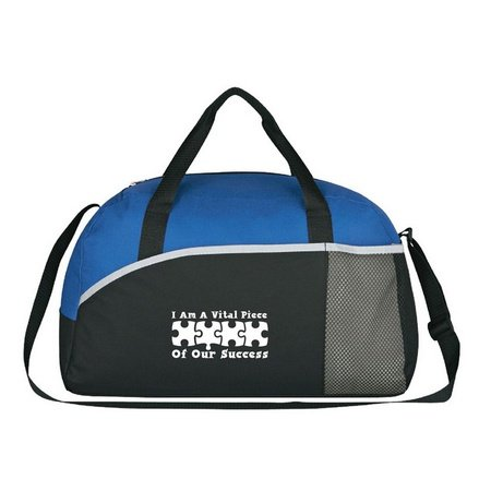Vital Piece of Our Success Duffel Bag