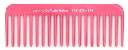 Personalized Volumizer Salon Comb