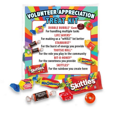 Volunteer Appreciation Treat Kit