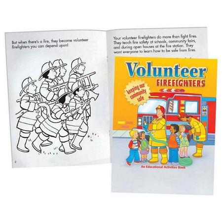 Volunteer Firefighters Kids Fun Kits