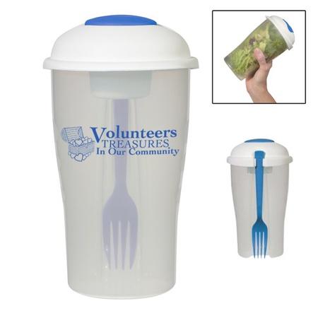 Volunteers 3 Piece Salad Shaker Set