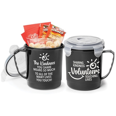 Volunteers Soup Mug Gift Set