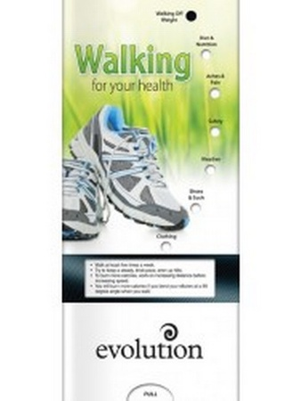 Walking for your Health Slider