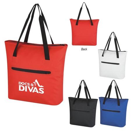 Water-Resistant Custom Tote Bags