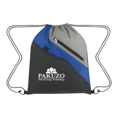Custom Waverly Drawstring Backpacks