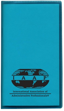 Weekly Pocket Planner with Imprinted Translucent Cover - 2022