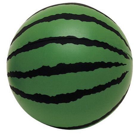 Whole Watermelon Stress Ball with Imprint