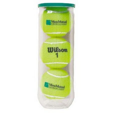 Custom Printed Wilson Championship Tennis Balls