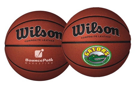 Wilson Leather Basketball