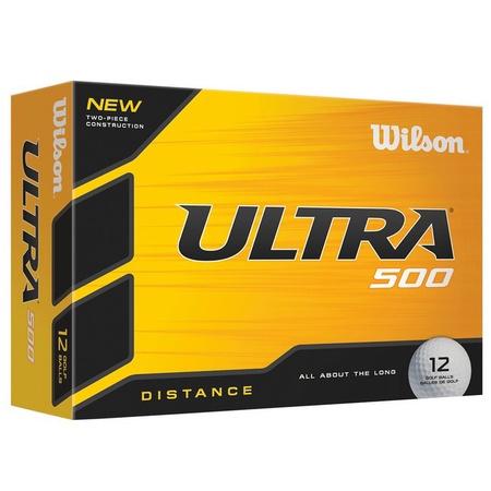 Wilson Ultra Distance Custom Golf Balls