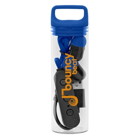Wireless Promotional Ear Buds with Microphone