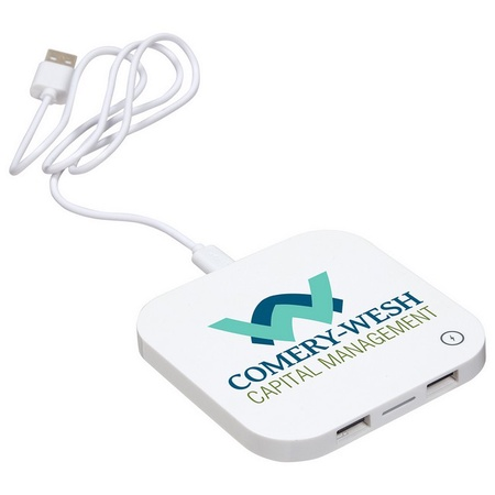 Promotional Wireless Power Deck Chargers