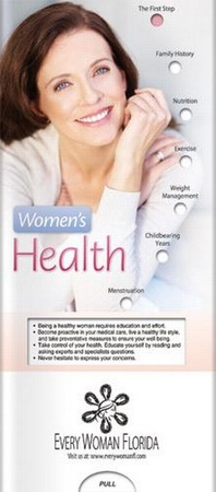 Women's Health Slider