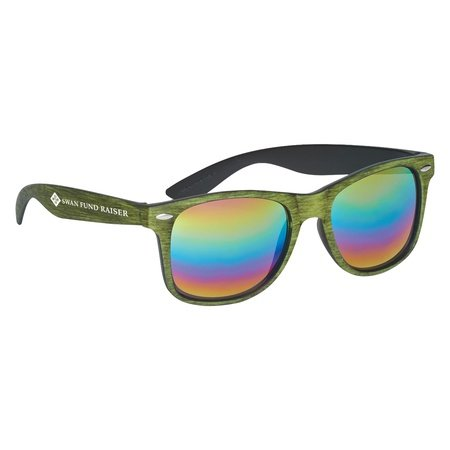 Woodtone Mirrored Malibu Sunglasses