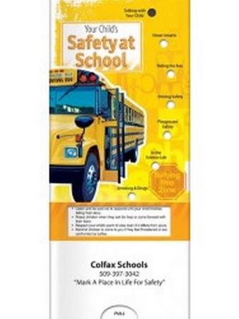 Your Child's Safety At School Pocket Slider