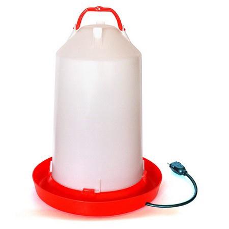 3 Gallon Heated Fountain