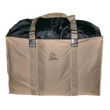 Avery, 6-Slot Full Body Honker Decoy Bag, Field Khaki