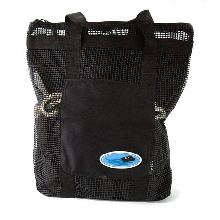 Avery, Bumper/Bird Bag, Black