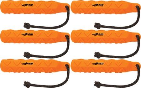 "Avery, HexaBumper, Standard, 2"" Wide, 6-pack, Orange"