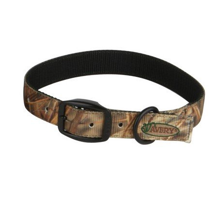 Avery, Standard Dog Collar, Camo