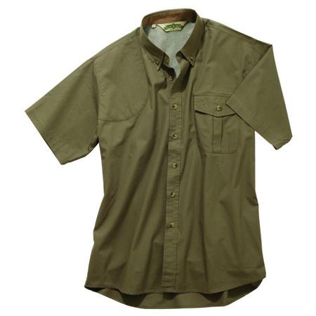 Bob Allen, Short-Sleeved Vented Shooting Shirts (Pad)
