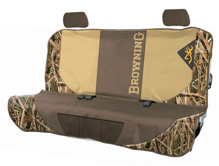 Browning, Bench Seat Cover, Mossy Oak Blades