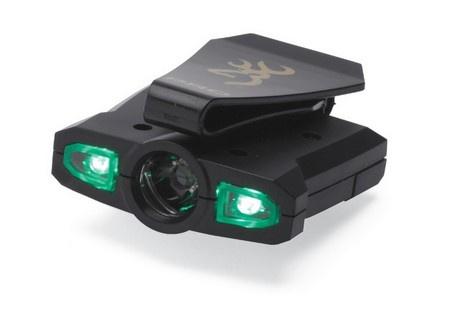 Browning, Cap Light, Night Seeker Pro Black