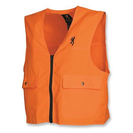 Browning Safety Vest, Orange