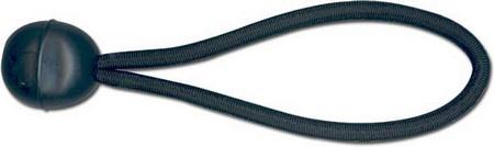 """Bungee Ties, Black, 3/16"""" x 6"""" Long"""