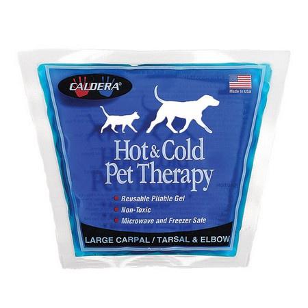 Caldera, Carpal/Tarsal & Elbow Pet Therapy Gel Pack, Large
