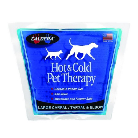 Caldera, Elbow Pet Therapy Wrap with Therapy Gel, Large