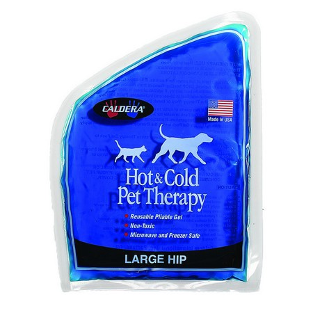 Caldera, Hip Pet Therapy Wrap with Therapy Gel, Large