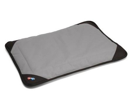 Caldera, Hot & Cold Pet Bed, Gray, Small