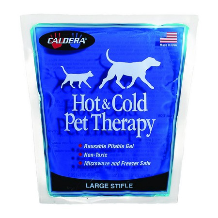 Caldera, Stifle Pet Therapy Wrap with Therapy Gel, Large